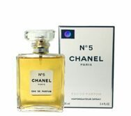 Chanel - № 5 (Eau De Parfum)  for Women  (100 ml)  Польша