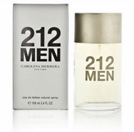 212 men carolina herrera edt 100ml