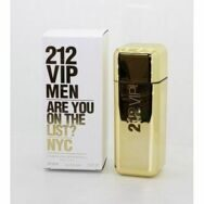 Carolina Herrera 212 VIP for men GOLD 100ml