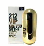 ОРИГИНАЛ carolina herrera - 212 vip 100ml